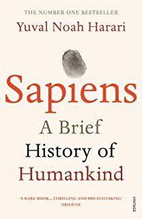 Sapiens: A Brief History of Humankind (Vintage Books)