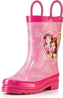 pink princess boots