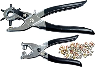 CON:P B20622 Håltång och Nittång, Brons/Silver/Guld, 102 delar
