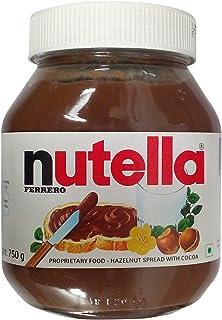 Nutella Hazelnut Spread - with Cocoa, 750g Jar