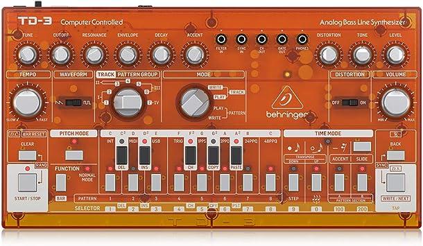 Behringer Synthesizer (TD-3-TG)