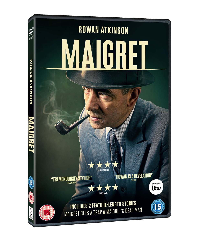 Ranking TOP8 Bargain sale Maigret DVD 2016 Region2 Requires Player Multi a Region