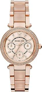 ساعة ميني باركر لونين من مايكل كورس للنساء MK6110