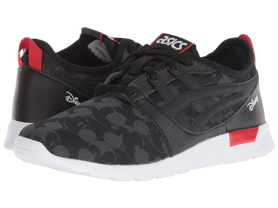 ASICS Kids Tiger Gel-Lyte Hikari Mickey Mouse (Toddler/Little Kid) (Black) Kids Shoes