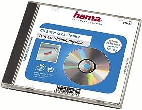 Hama Laser Reinigungs-CD zur schonenden Trockenreinigung der Laser-Optik im CD-Player