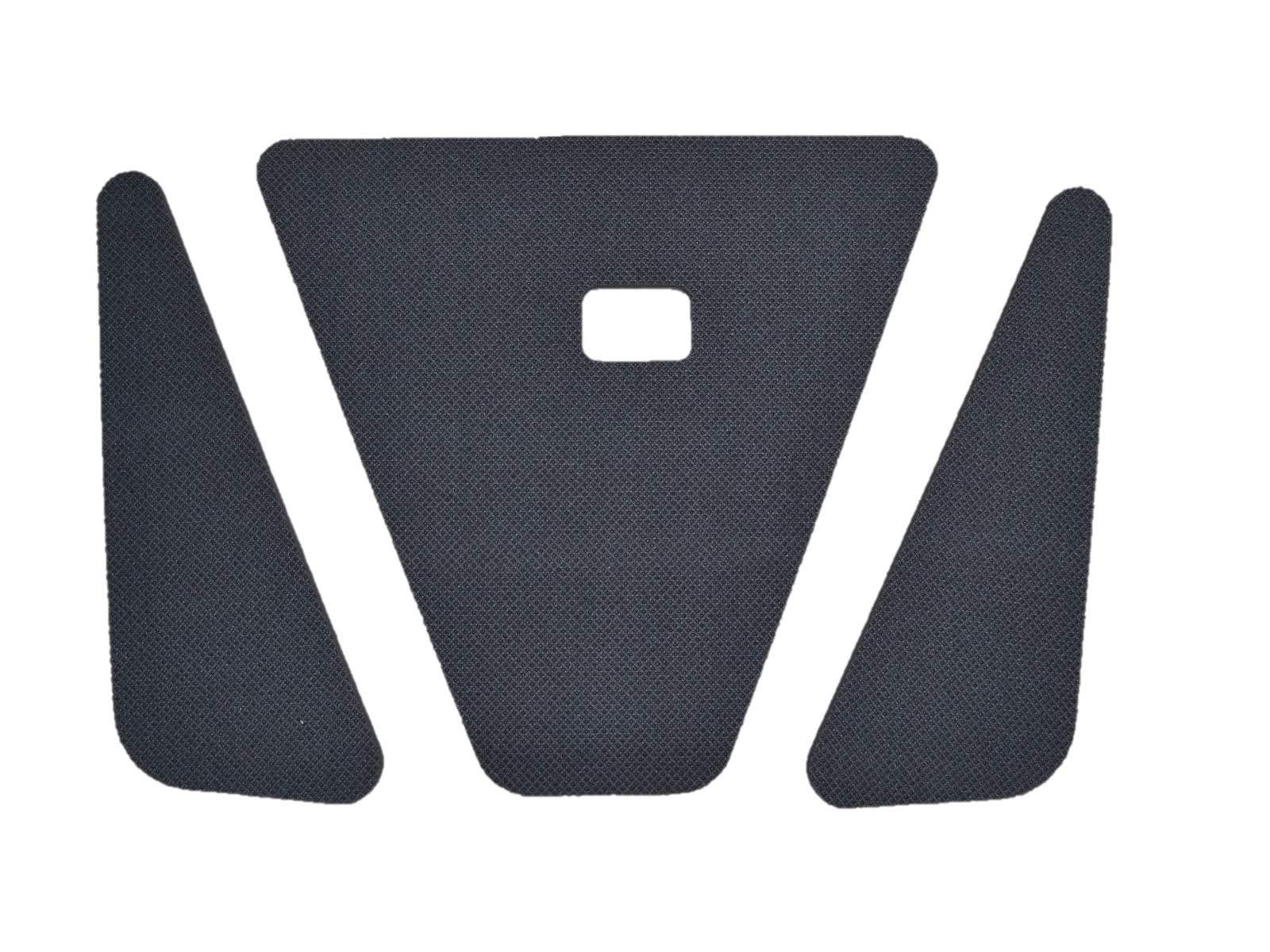 black Carparts-Online GmbH 27860 front bumper spoiler IS style