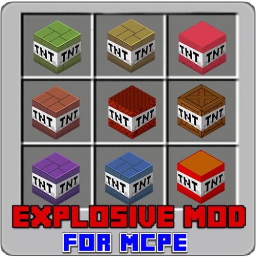 Explosive Mod for MCPE