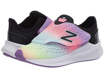 New Balance Kids Fresh Foam Fast (Infant/Toddler) (Neo Violet/Black) Girls Shoes