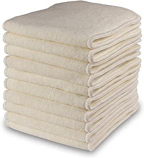 Cobertura para pa/ñal Disana de lana merino org/ánica con forma de pantal/ón