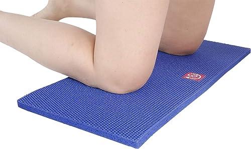 SHANTI NATION - Knee Pad - Tapis de protection pour genoux et coudes - Pour le yoga, le sport et les loisirs - Épaiss...