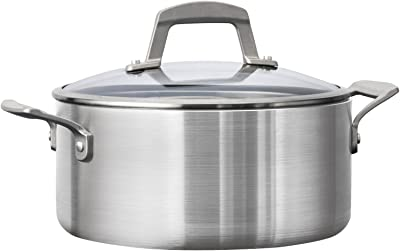 Tramontina 80114/618 Covered Dutch Oven 5-Quart