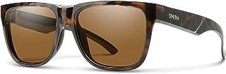 Smith Lowdown 2 Carbonic Polarized Sunglasses, Tortoise, Carbonic TLT Polarized Brown