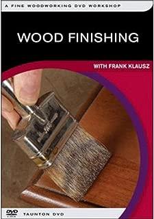 Wood Finishing: with Frank Klausz