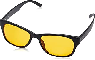 Fastrack Wayfarer Men's Sunglasses (PC001OR18|54|Orange)