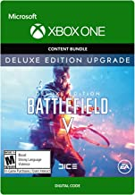 Battlefield V: Deluxe Edition Upgrade Xbox One [Digital Code]