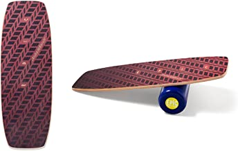 Epic Balanceboards Unisex volwassenen Epic Sigma Balance Board, Assorted, Regular
