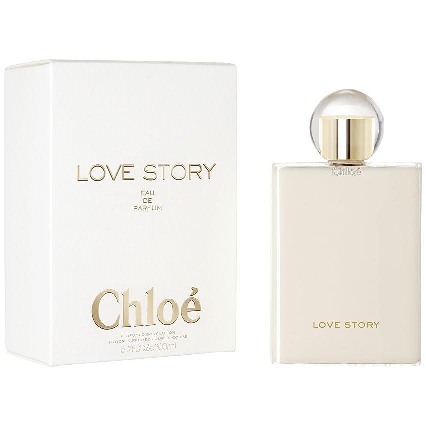 誘惑ブルゴーニュ空港クロエの愛の物語ボディローション200ミリリットル (Chlo?) (x6) - Chlo? Love Story Body Lotion 200ml (Pack of 6) [並行輸入品]