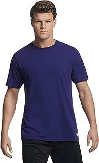 Russell Athletic Mens Performance Cotton Short Sleeve T-Shirt Short Sleeve T-Shirt