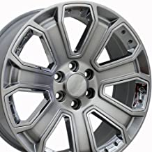 Best hyper black aluminum wheels Reviews