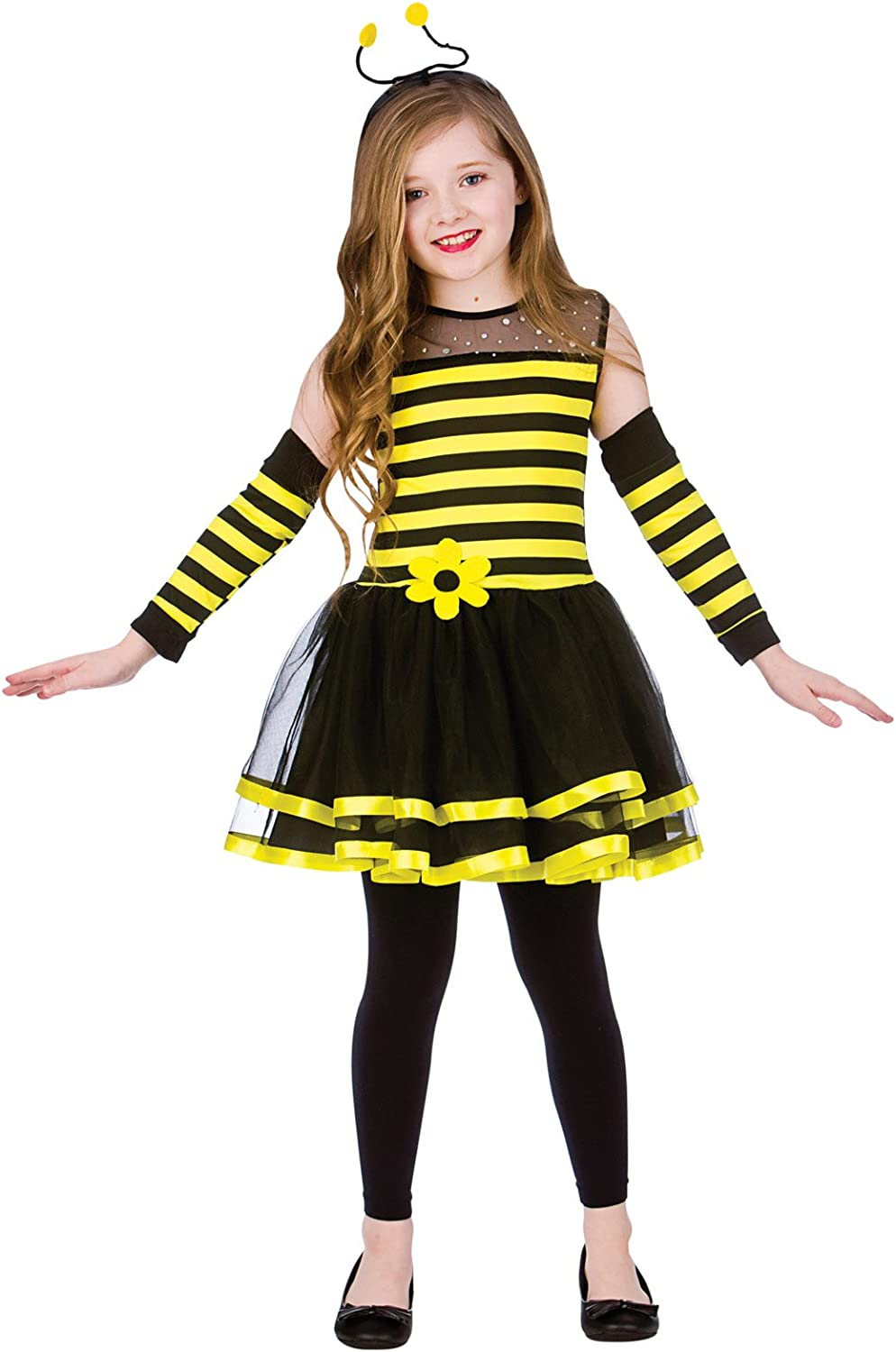 (57 years)  Bumblebee  Kids Costume 5  7 years