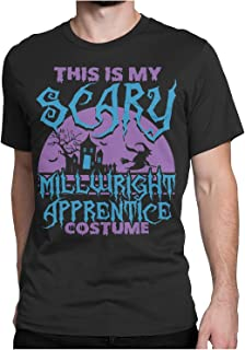This Is My Scary Millwright Apprentice Costume - Funny Halloween