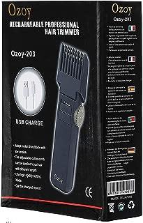 Ozoy Beard Trimmer for Men (Black.)
