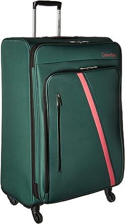 "CK-511 Crossbronx 28"" Upright Suitcase"