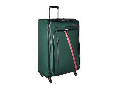 "CK-511 Crossbronx 28"" Upright Suitcase, GREEN"