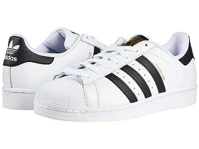 adidas Originals Superstar Foundation (White/Black/White 2) Men