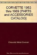 1969 corvette parts catalog