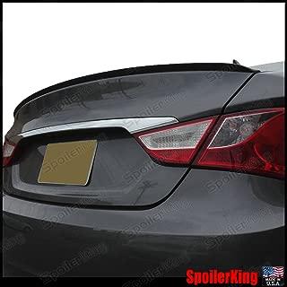 Spoiler King Trunk Lip Spoiler (244L) compatible with Hyundai Sonata 2011-2014