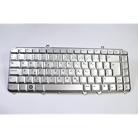 KENAN New Laptop Keyboard for DELL Inspiron 1318 1400 1410 1420 1425 1500 1520 1521 1525 1526 1530 1540 1545 XPS M1330 M1530 Vostro 500 1000 1400 1500 US Layout Black Color