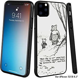 DISNEY COLLECTION PC and TPU Case iPhone 11 6.1 Inch Winnie The Pooh Drawings