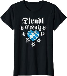Oktoberfest Lustige Mei DIRNDL ERSATZ Shirts Damen Oktoberfest Lustige Lebkuchen Mei DIRNDL ERSATZ T-Shirt