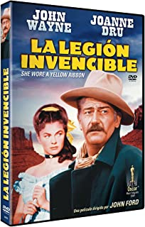 La Legión Invencible  DVD 1949 She Wore a Yellow Ribbon