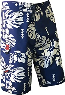 Maui Rippers Island Floral Boardshorts Blue