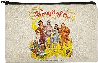 The Wizard of Oz Yellow Brick Road Pencil Pen Organizer Zipper Pouch Case