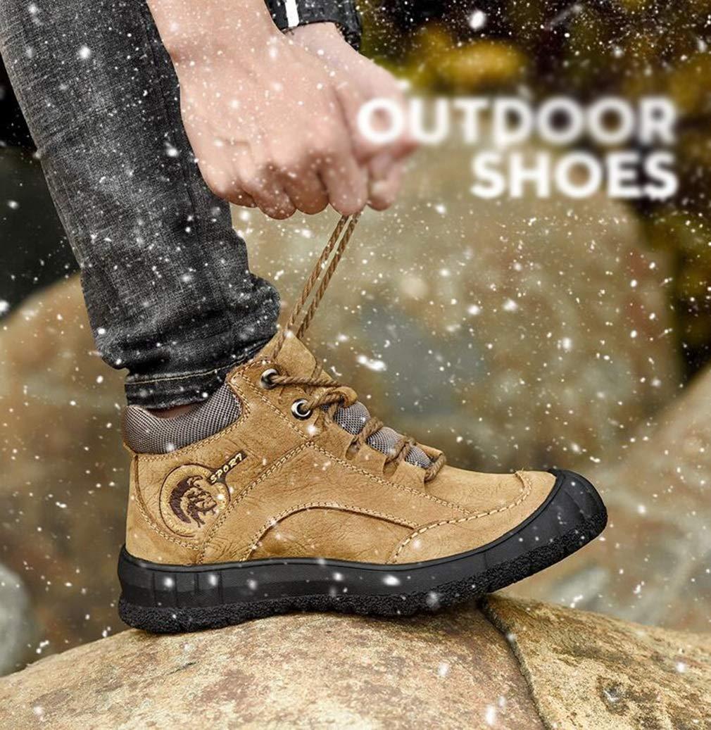Calzado de excursionismo para hombre, botas de herramientas de ...