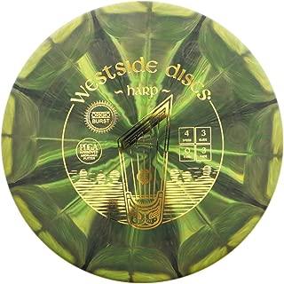 Westside Discs Origio Burst Harp Putter Golf Disc [Colors May Vary]