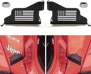 Color Name : Silver YULUBAIHUO P/édal /à Gauche Side Foot Pied Coup de Pied Fit pour Jeep Wrangler TJ 1997-2006 Accessoires INT/ÉRIEURES DE Voiture DALLIAGE en Aluminium Alliage Argent CYCLAGE