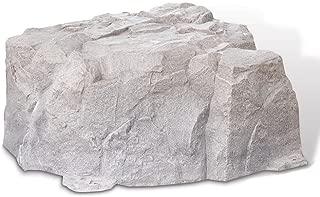 Dekorra Artificial Rock - Round Tall Septic Lid Cover