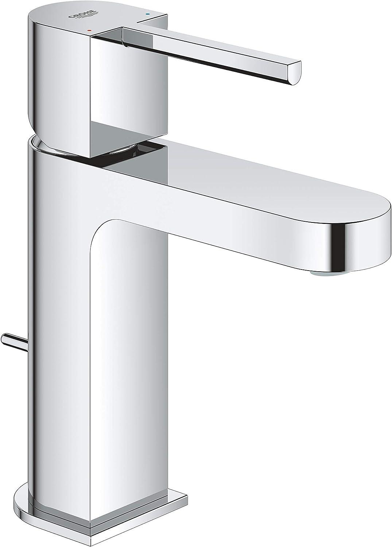 Grohe Plus 20301003 3-Hole Washbasin Mixer Tap DN 15 Chrome, 32612003