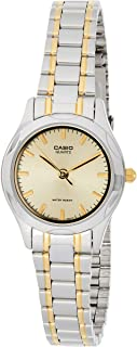 Casio General Ladies Watches Metal Fashion LTP-1275SG-9ADF - WW
