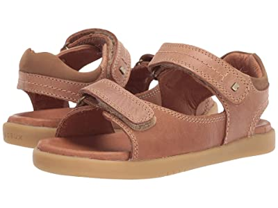 Bobux Kids Driftwood (Toddler/Little Kid) (Caramel) Kids Shoes