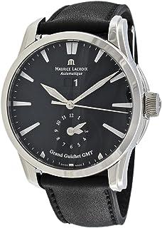 Maurice Lacroix - PT6098-SS001-330 Grand Guichet GMT Reloj para Hombre