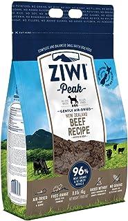 ジウィピーク エアドライ ドッグフード NZグラスフェッドビーフ 4kg ドッグフード