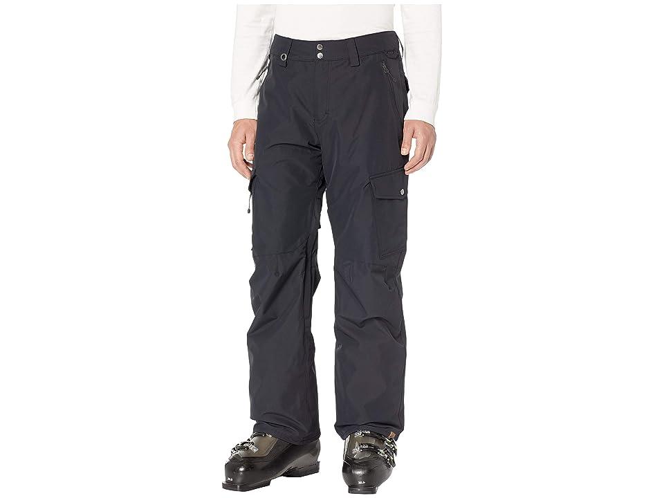 Quiksilver Porter Shell Pants (Black) Men