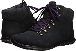 Black/Elderberry WP Nubuck