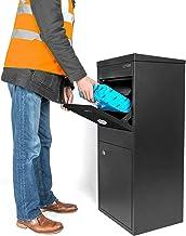 Grote Smart Parcel Box voor en achter toegangsdeuren voor veilige meerdere internet leveringen - Wall Floor Gate hek monta...