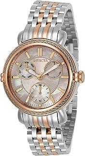 Invicta Women's Wildflower Quartz Watch Strap, Stainless Steel, 16 (Model: 30870)